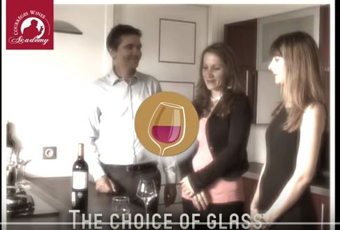 the choice of glass